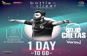Groove on Legendary Bollywood Beats by DJ Chetas at Bottle S