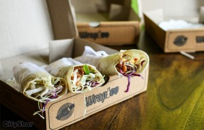 Hot, delicious & pocket friendly wraps for winter @ WRAPICO!