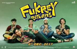 #MovieReview : Fukrey Returns