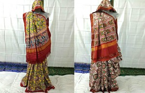 Get up to 50% OFF on Patola Saris, Dupattas & more...