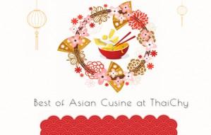 Best of Asian Cusine at ThaiChy, Indiranagar!