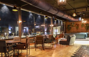 Ahmedabad s Classiest Rooftop cafe till date - Makeba