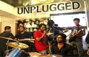 Unplugged Cafe Ahmedabad