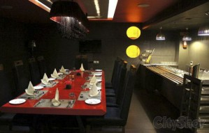 Private Dining at Cafe Flambe Ahmedabad