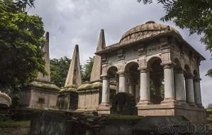Dutch Cemetery Ahmedabad