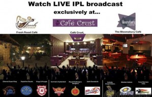 Bored of watching IPL matches alone ? Not anymore! Watch out for a different match viewing experience