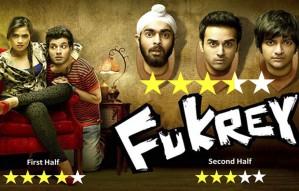 Fukrey Movie Review