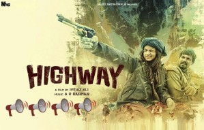Highway Movie Review!
