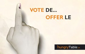 Vote De…Offer Le! By Hungry Table