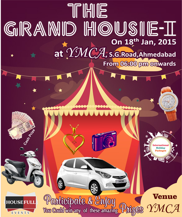 The Grand Housie 2 by Wedding Yatra