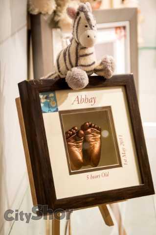Babyhood Keepsakes by Impressive Memoirs