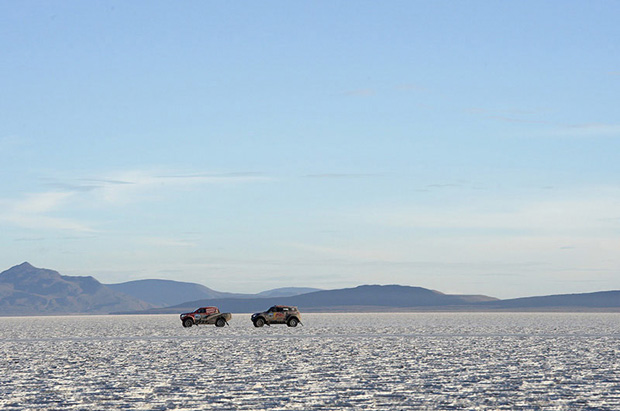The FIRST of its kind TSD Car Rally to the White Rann!