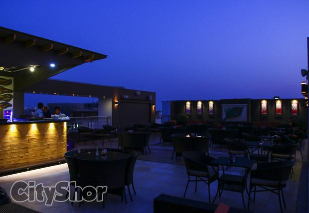 Blue Sky Cafe Hyderabad