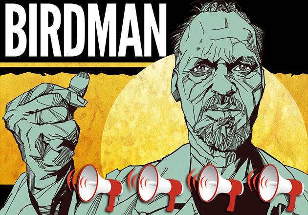 Birdman: Movie Review