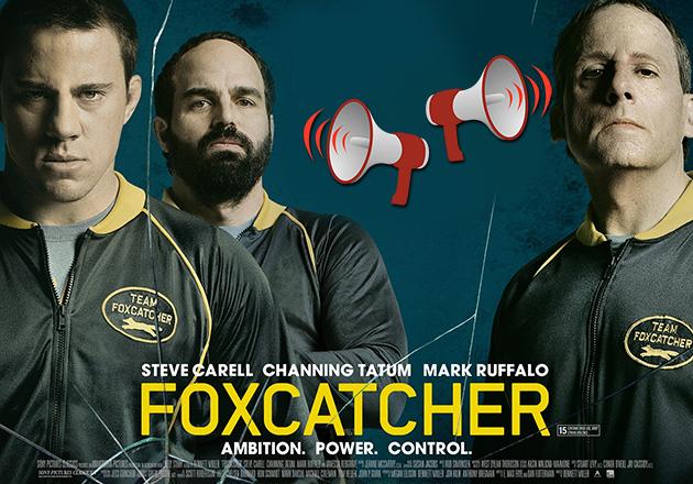 Foxcatcher movie review