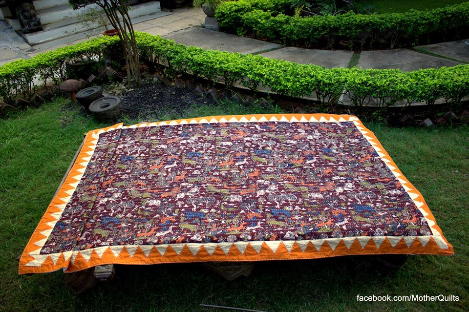 Mother Quilts - A Memorable Keepsake with a Social Cause