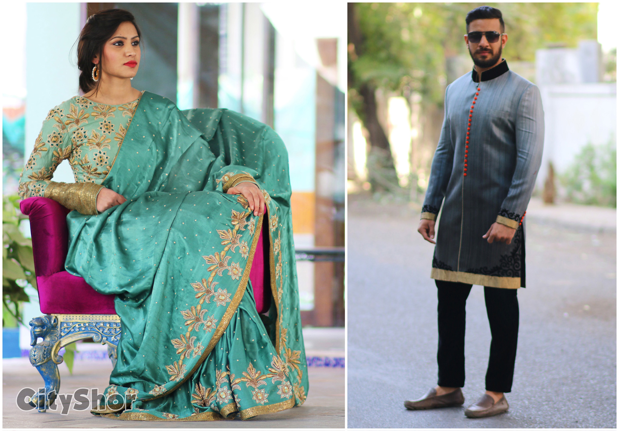 The best of Designer Wedding Wear at N\'TRENDS