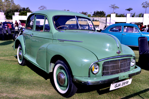 Brace yourselves for The VINTAGE CARS SHOW this Weekend