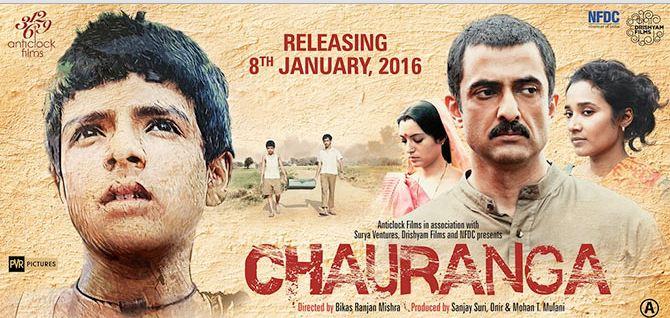 Movie Review: Chauranga