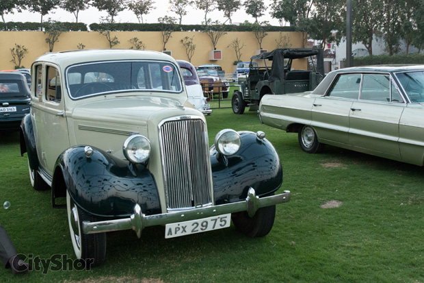 The VINTAGE CAR SHOW Starts TODAY - Where is the car show today