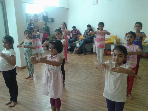 SWAY DANCE STUDIO - Specially for your kids