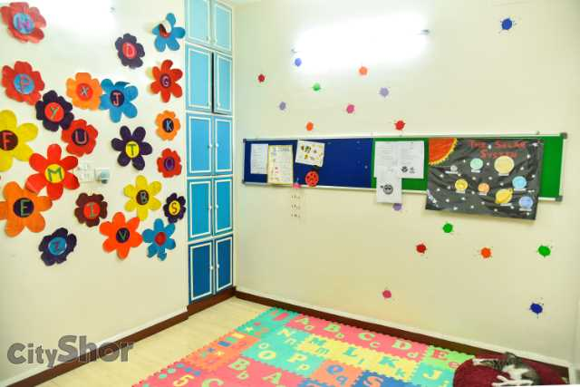 A Unique Learning Centre for Kids with Extra-ordinary Teaching