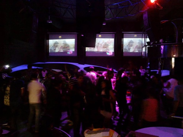 Bhangra Night at SHREE BALAJI AGORA MALL