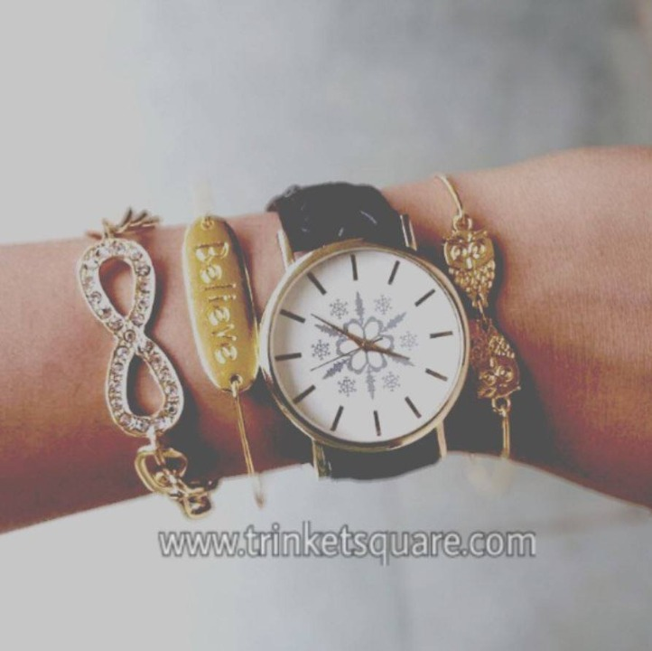 Adorable Arm Candy Baubles by TRINKET SQUARE