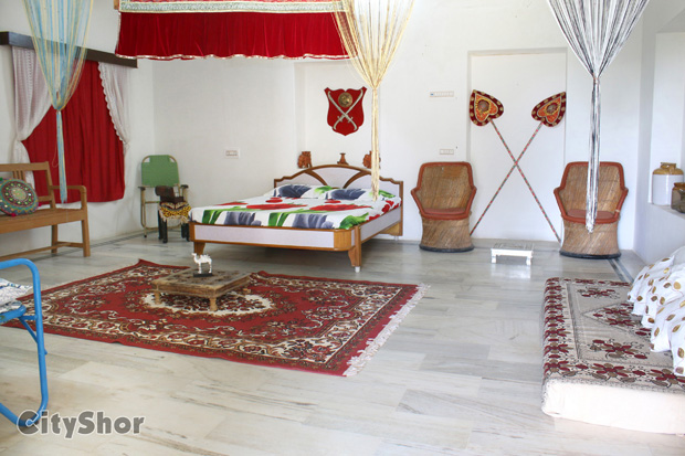 The Country Retreat Farmstay, Ranakpur: Meant for all!