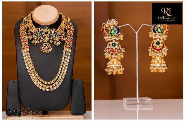 Exquisite Bridal Jewellery from Raj Jewellery