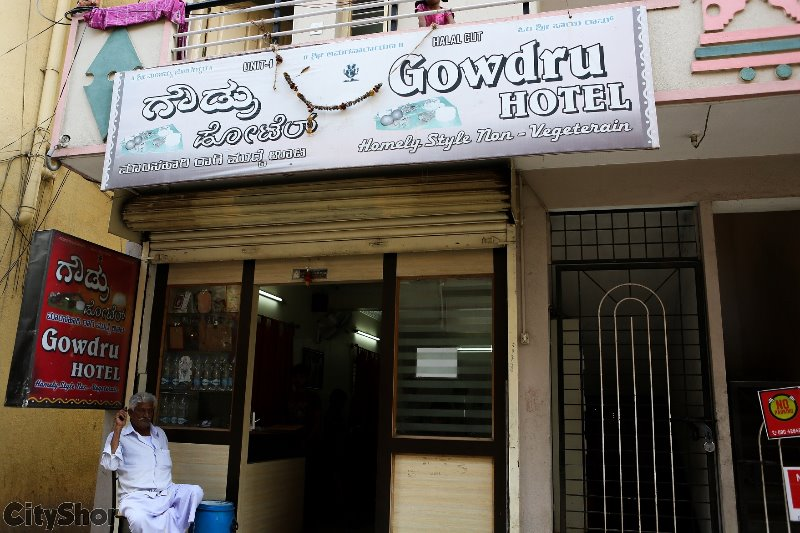 Military Hotels you MUST try: GOWDRU HOTEL