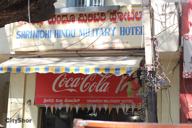 Military Hotels you MUST TRY: SHRINIDHI HINDU MILITARY HOTEL