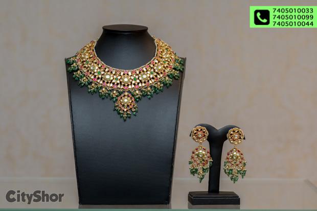 Unrivalled jewellery, garments & more| ANAYATA and SUVASA!