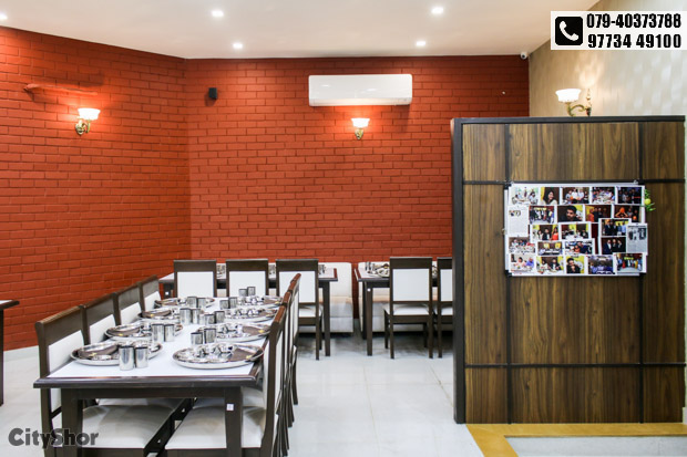 Occasion specific food items and Thalis @ PANCHVATI GAURAV!
