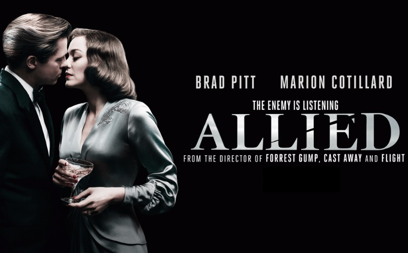 #MovieReview: ALLIED