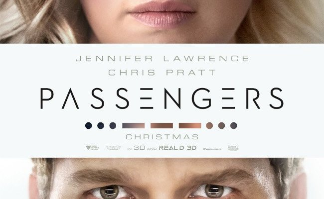 #MovieReview: PASSENGERS!