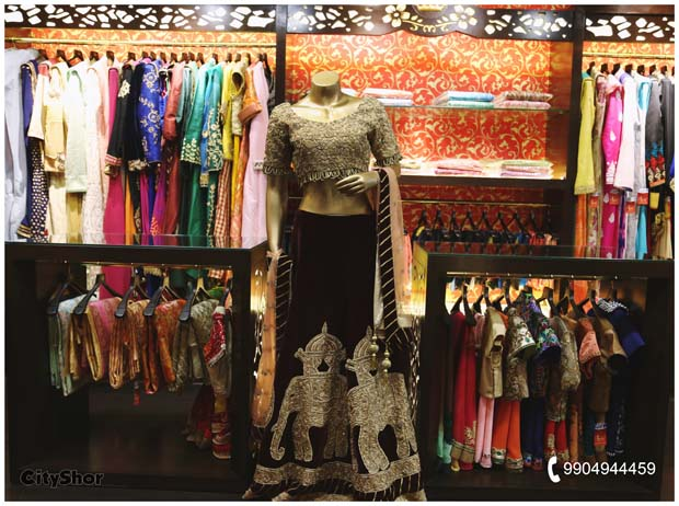 d2db4f465 Get Enchanting Ethnic Wear for this Season at Rajhans Ornate