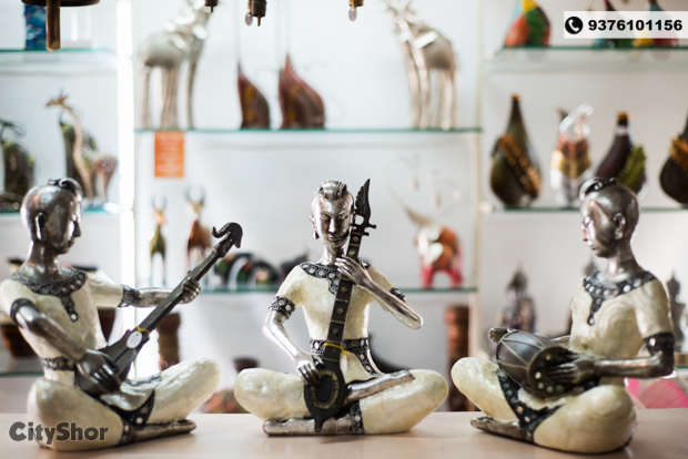 Indulge in heavenly home decor artefacts only at SHILPAGYAA!