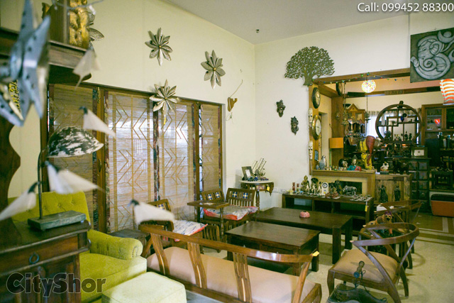 Renovate with stunningly Vintage Furniture at Fab Home