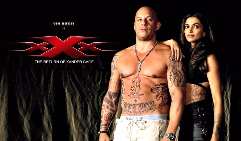 #MovieReview : XXX: RETURN OF XANDER CAGE