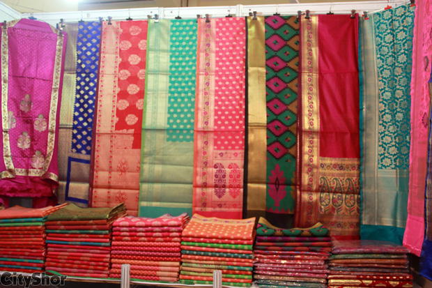 Beautiful Silk Spread from across India at your disposal!