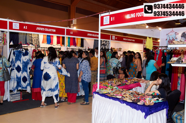 Book your stalls for lifestyle & wedding expo by KK Events!