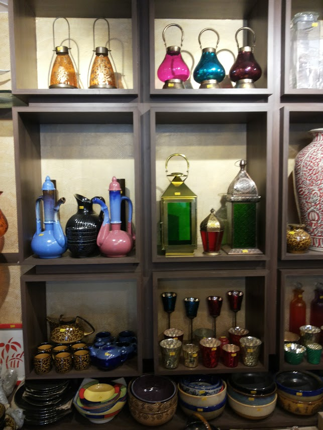 Enchanting arabic home decor items at this 99 year old shop - Home decor items online shopping ...