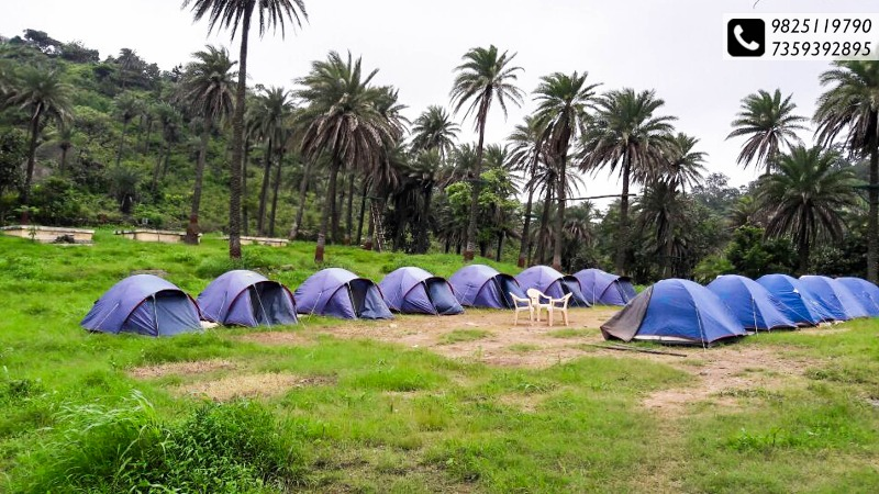 Camp Site @ Mt ABU in Rs. 1800 by To & Fro Travel