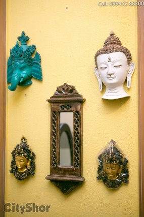 Divine yet Quirky Decor at Fab Home