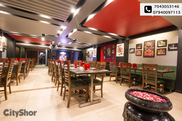 LAS VEGAS Ahmedabad- a restaurant where only joy exists!