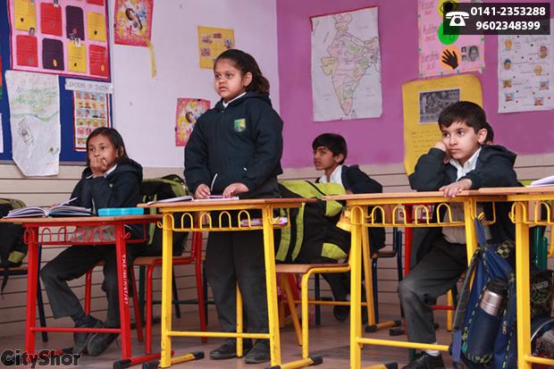 The Millennium School- Where Kids look forward to School