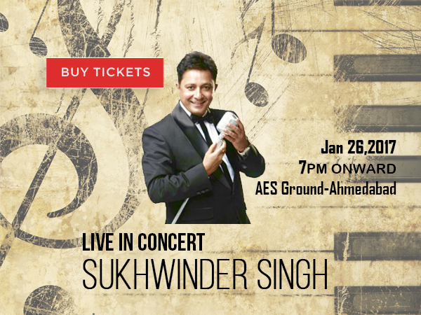This Republic day, witness SUKHWINDER SINGH LIVE-IN CONCERT!