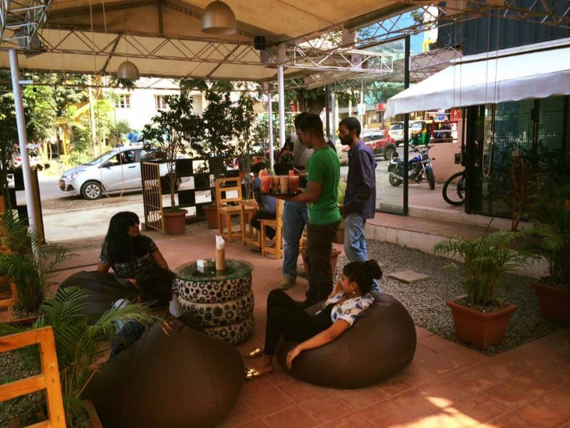 Pitstop for Foodies and Bike Lovers: That Garage Cafe