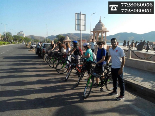 Weekend Thrill- Discover the Real Jaipur on a Cycle!